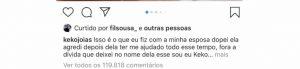 Homem compartilhou imagens de agressão na web e caso logo viralizou
